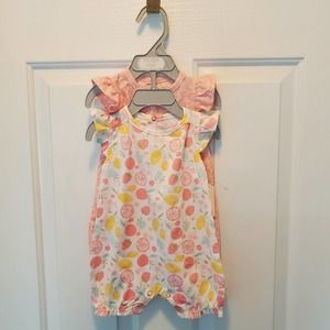Kyle & Deena 0-3 month rompers NWT
